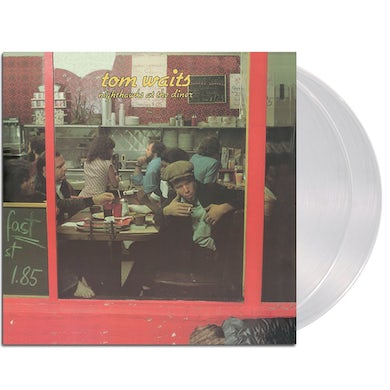 Tom Waits Nighthawks At The Diner 2xLP (180g Clear Remastere (Vinyl)
