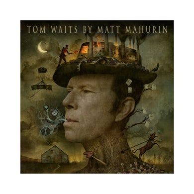 Tom Waits by Matt Mahurin Book