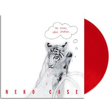 Neko Case The Tigers Have Spoken LP (Translucent Red) (Vinyl)