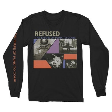 Refused SOPTC Long Sleeve (Black)