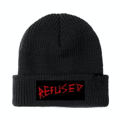 Refused War Music Beanie (Black)