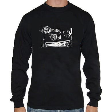 Strung Out Coffin Long Sleeve Tee (Black)