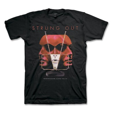 Strung Out Transmission Cover Tee (Black)