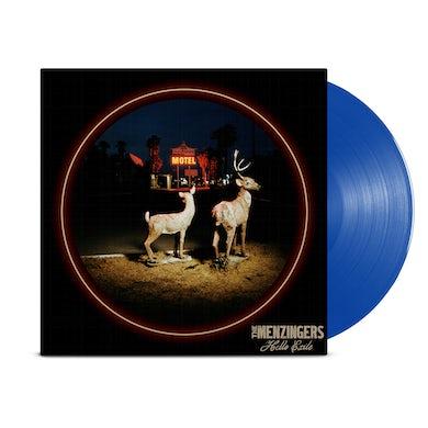 The Menzingers Hello Exile LP (Blue) (Vinyl)