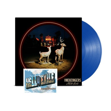 The Menzingers Hello Exile LP (Blue) + Flexi (Vinyl)