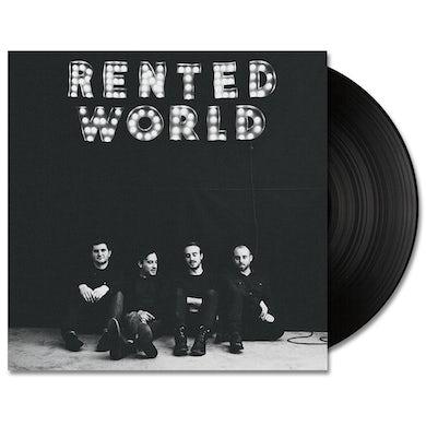 The Menzingers Rented World LP (Black) (Vinyl)