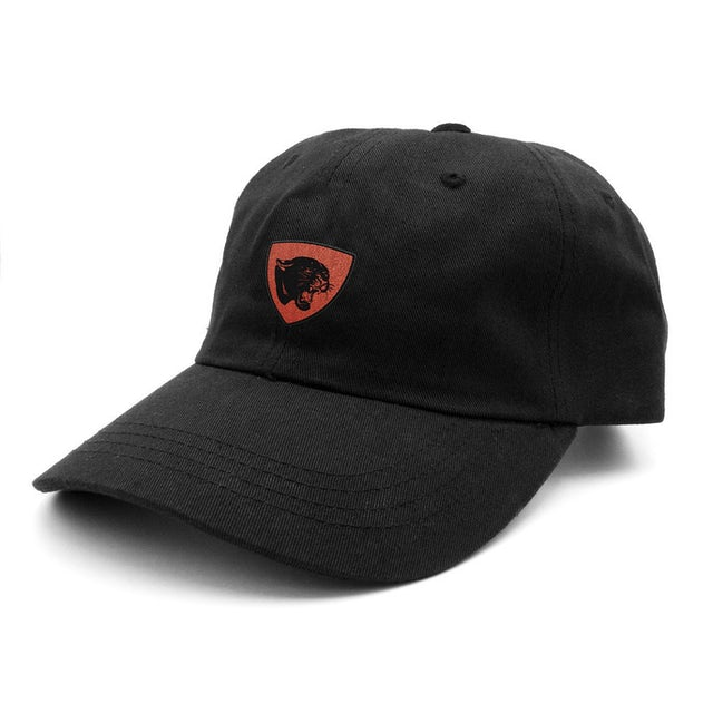 Falling In Reverse Panther Dad Hat (Black)
