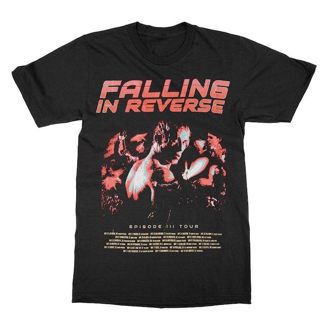Falling In Reverse Episode III Tee (Black)