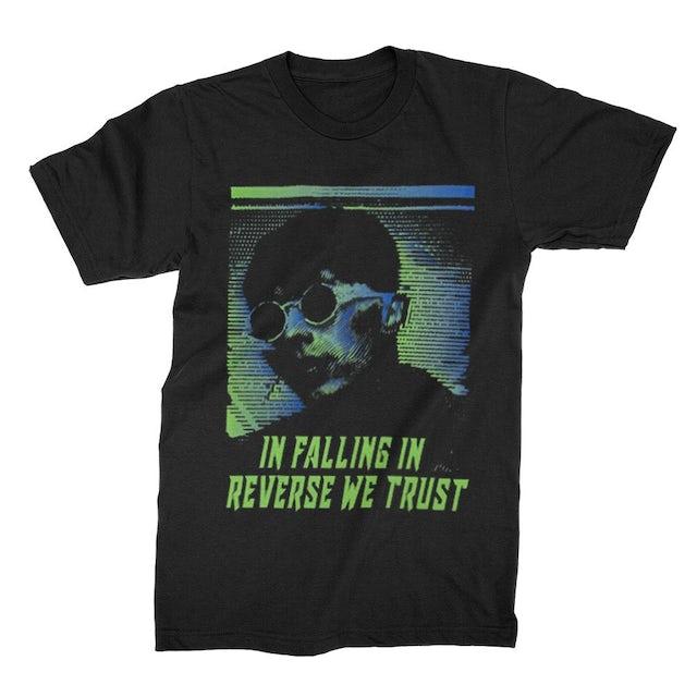 Falling In Reverse We Trust Tee (Black)
