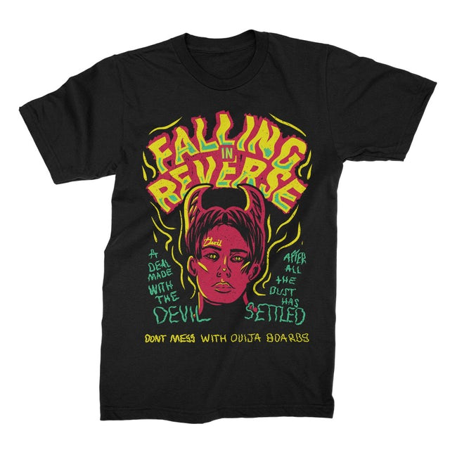 Falling In Reverse Deal With The Devil (Black)