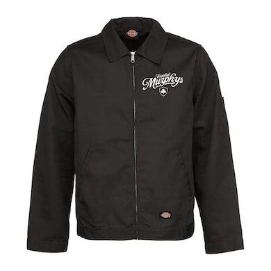 Dropkick Murphys Script Eisenhower Jacket (Black)
