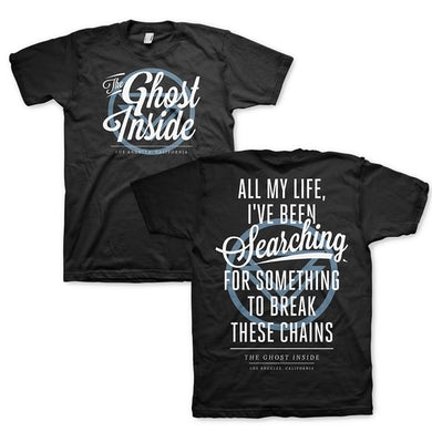 The Ghost Inside My Life Tee (Black)