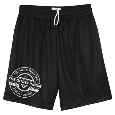 The Ghost Inside Fury Shorts (Black)