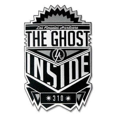 The Ghost Inside 310 Hockey Patch