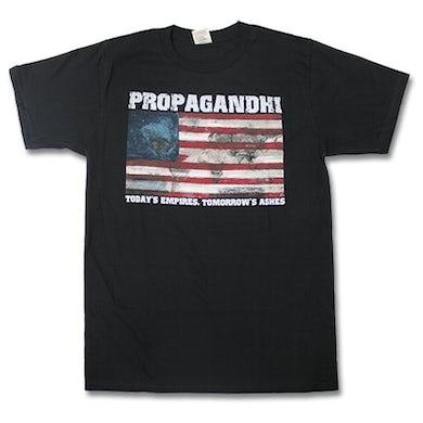 Propagandhi Empires Tee (Black)