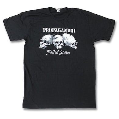 Propagandhi Failed States Tee (Black)