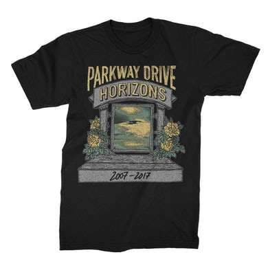 Parkway Drive Ltd. Horizons Shrine Tee (Black)