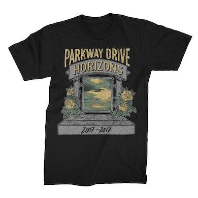 Parkway Drive Ltd. Horizons Shrine Tee (Black)