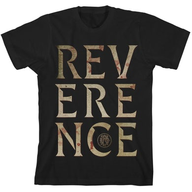 Parkway Drive Reverence Big Letter Tee (Black)