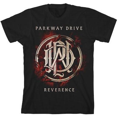 Parkway Drive Reverence Monogram Tee (Black)