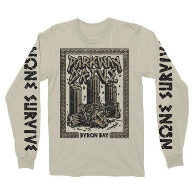 Parkway Drive None Survive Long Sleeve (Natural)