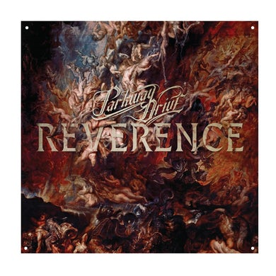 Parkway Drive Reverence Album Cover Flag