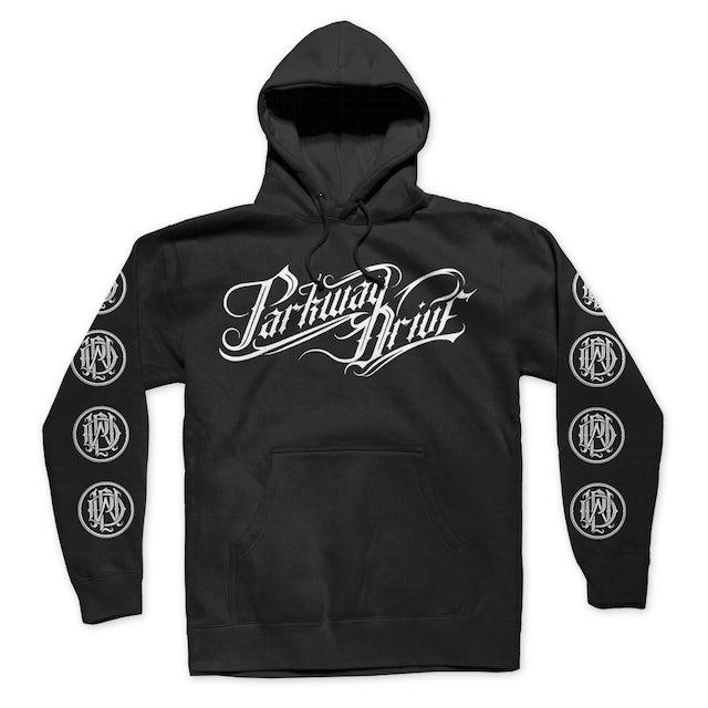 Parkway Drive Logo Pullover Hoodie (Black)