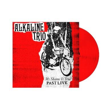 Alkaline Trio My Shame Is True: Past Live LP (Red) (Vinyl)