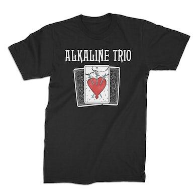 Alkaline Trio Tarot Tee (Black)