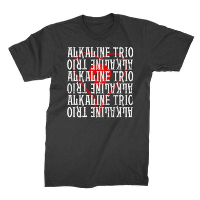 Alkaline Trio Repeater Tee (Black)