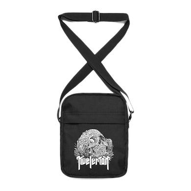 Wise Skull Flight Bag (Black)