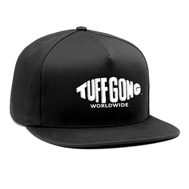 Ziggy Marley Tuff Gong Snapback Hat (Black)