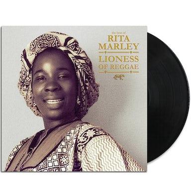 Ziggy Marley The Best of Rita Marley/Lioness of Reggae LP (Vinyl)