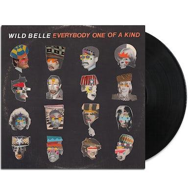 Ziggy Marley Everybody One Of A Kind LP (Black) (Vinyl)