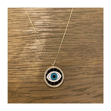 The Blue Eye Necklace
