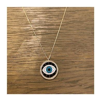 Ziggy Marley The Blue Eye Necklace