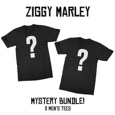Ziggy Marley Mystery Shirt Bundle