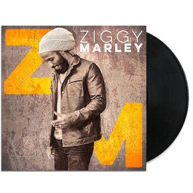 Ziggy Marley Self TItled LP (Vinyl)