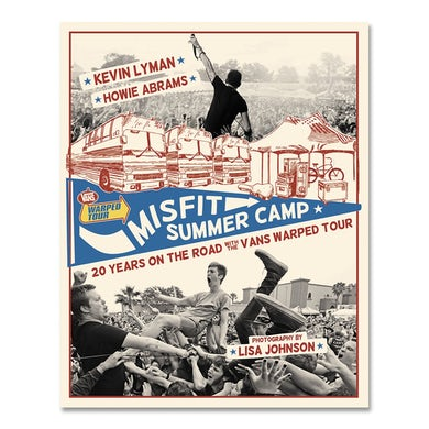 Vans Warped Tour Misfit Summer Camp: 20 Years On The Road With Vans