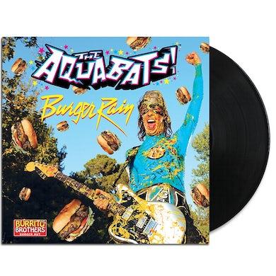 """The Aquabats Burger Rain / Beat Fishin 7"""" (Vinyl)"""