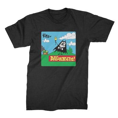 The Aquabats Fury Bat '97 Tee (Black)