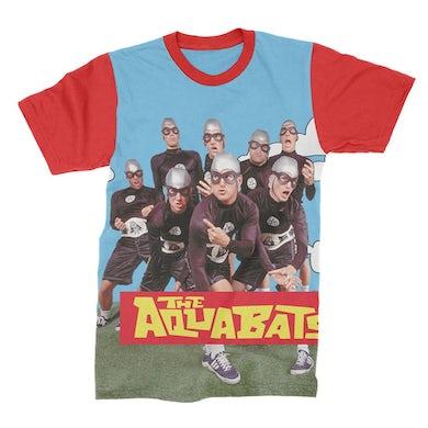 The Aquabats Fury Band Photo Tee