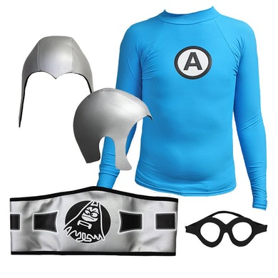 The Aquabats Full Costume Kit (Youth)