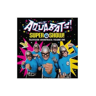 The Aquabats Supershow Soundtrack: Volume One CD