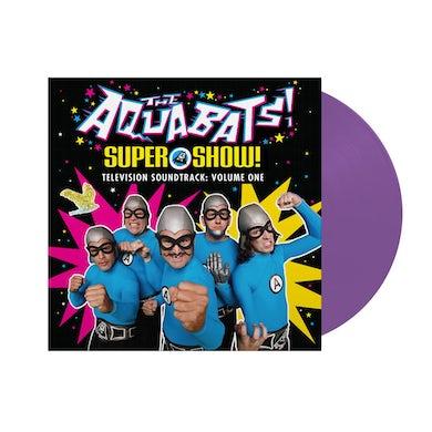 The Aquabats Supershow Soundtrack: Volume One LP (Purple) (Vinyl)