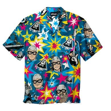The Aquabats Hawaiian Shirt