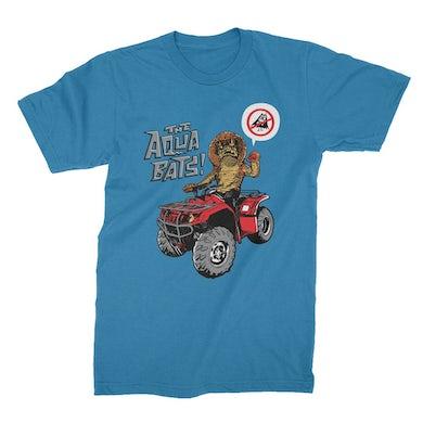 The Aquabats Cobraman ATV Tee (Blue)
