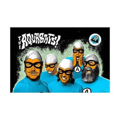 The Aquabats Band Photo Print (Green)