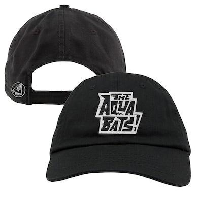The Aquabats Stacked Logo Dad Hat (Black)