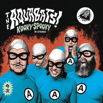 The Aquabats Kooky Spooky Deluxe Signed LP (Black) (Vinyl)